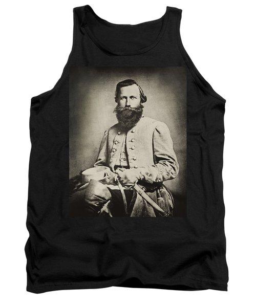 Confederate Jeb Stuart Tank Top