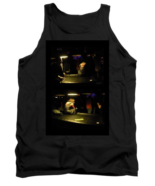 Conflicted Emotions Tank Top