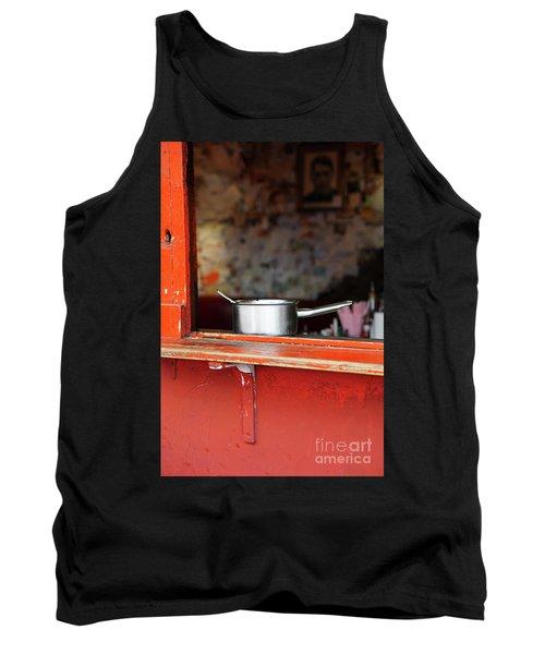 Cooking Pot Tank Top