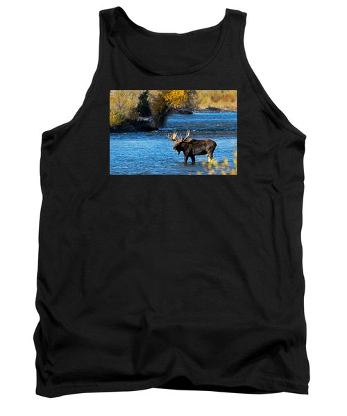 Cool Moose Tank Top