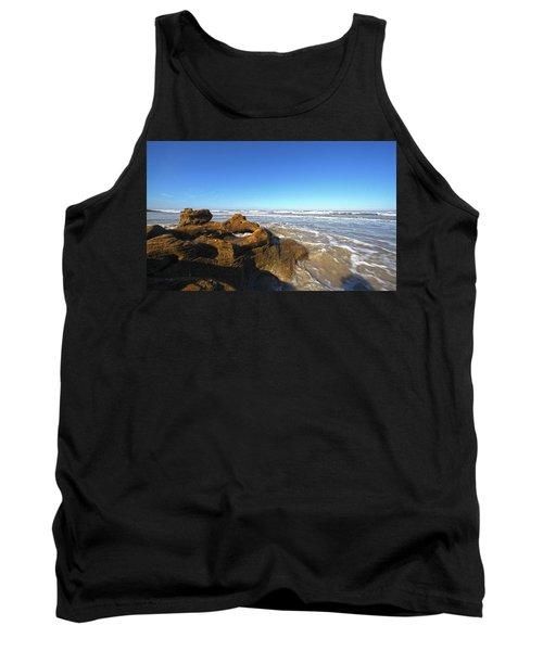 Coquina Beach Tank Top