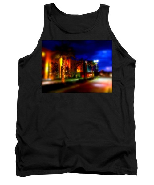 Tank Top featuring the photograph Coral Color Florida by Iconic Images Art Gallery David Pucciarelli