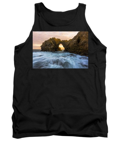 Tank Top featuring the photograph Corona Del Mar by Dustin  LeFevre