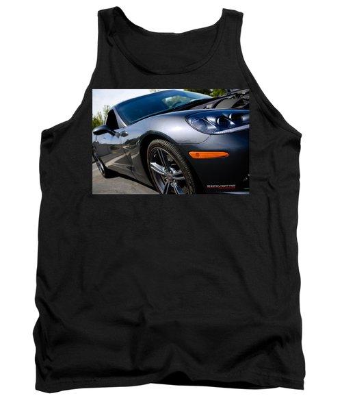 Corvette Racing Tank Top