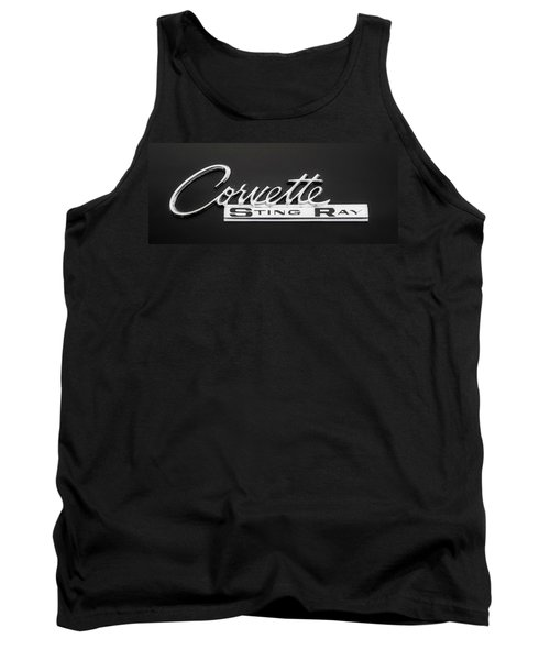 Corvette Sting Ray  Tank Top