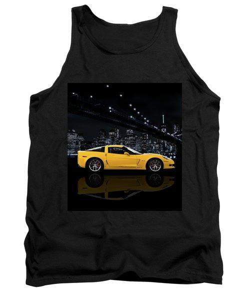 Corvette Z06 Gt1 Tank Top