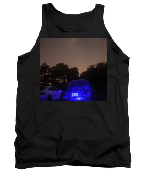 Cosmic Beetle 7 Tank Top