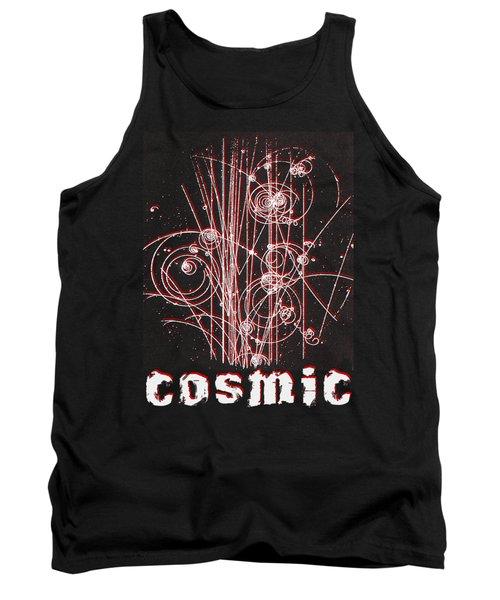 Cosmic Bubbles Tank Top
