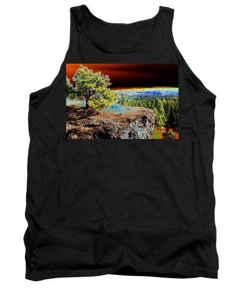 Cosmic Spokane Rimrock Tank Top