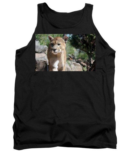 Cougar Tank Top