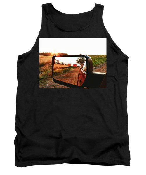 Country Boys Tank Top by Pat Cook