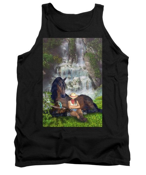 Country Memories 1 Tank Top