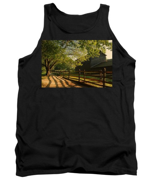 Country Morning - Holmdel Park Tank Top