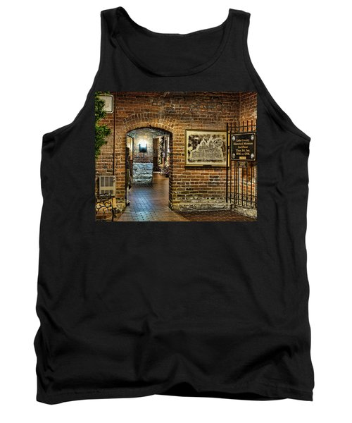 Courthouse Shops Tank Top