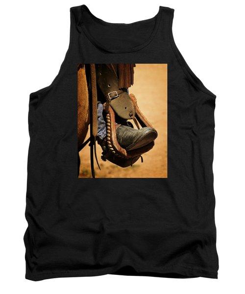 Cowboy Up Tank Top