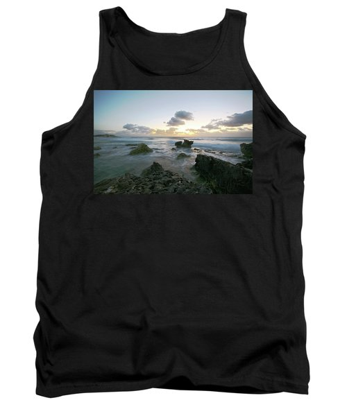 Cozumel Sunrise Tank Top