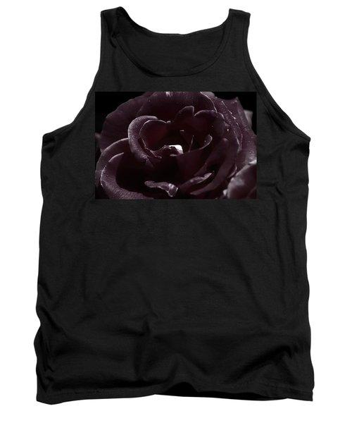 Cranberry Rose Tank Top