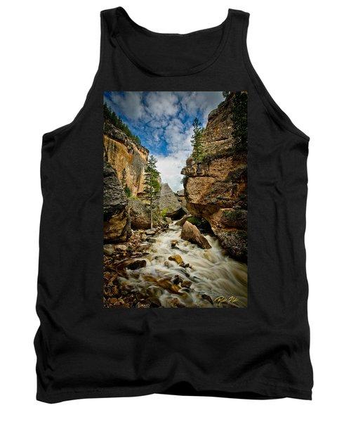 Crazy Woman Canyon Tank Top