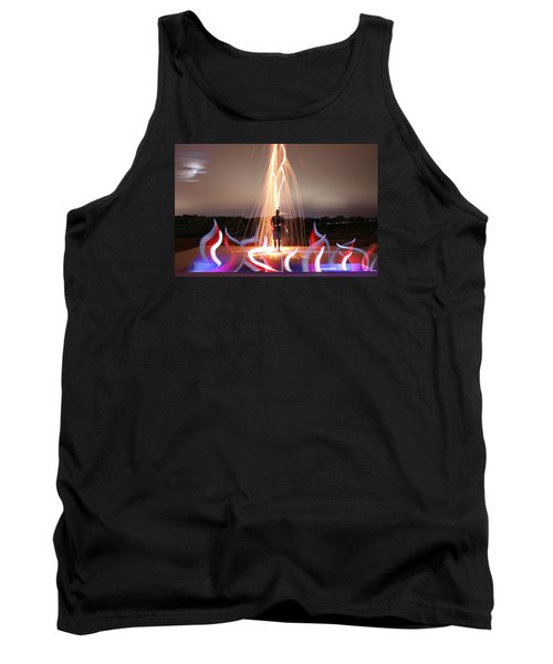 Create Your Dreams Tank Top by Andrew Nourse