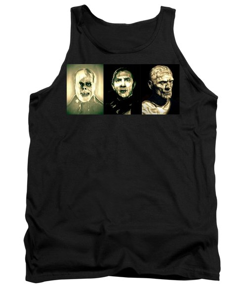 Creature Feature Tank Top by Fred Larucci