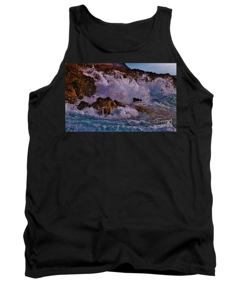 Tank Top featuring the photograph Crescendo by Craig Wood