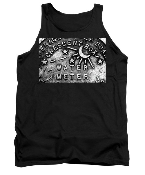 Crescent Box New Orleans Tank Top