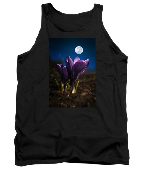 Crocus Moon Tank Top