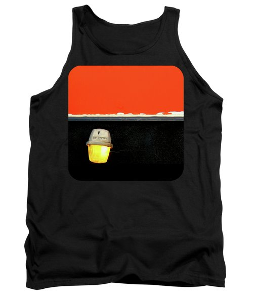 Tank Top featuring the photograph Crooked by Ethna Gillespie