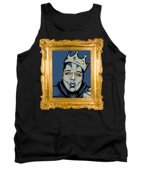 Tank Top featuring the digital art Crooklyn's Finest by Cg