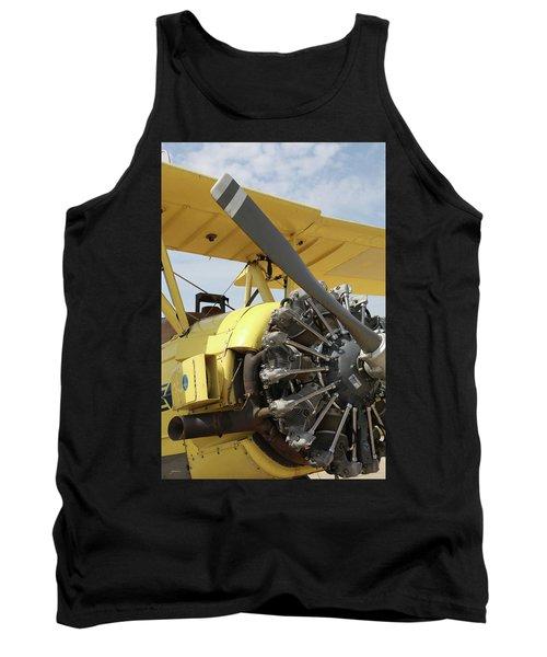 Crop Duster Tank Top
