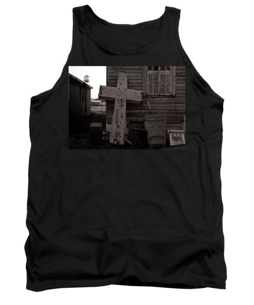 Cross Tallulah Louisiana Tank Top