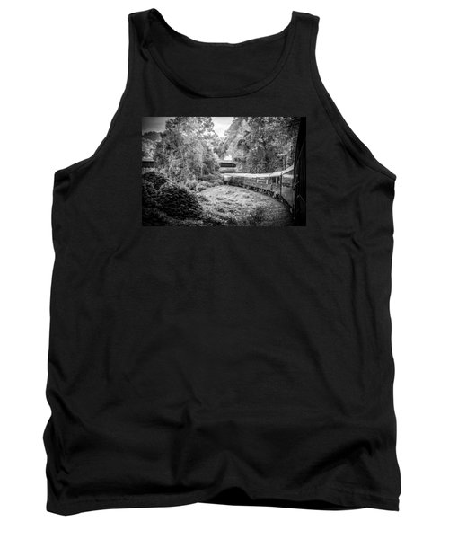 Crossing Paths  Tank Top