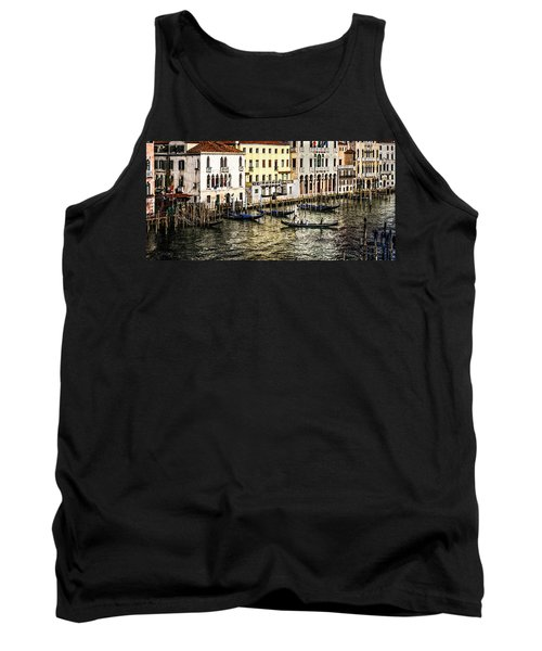 Crossing The Canal Tank Top