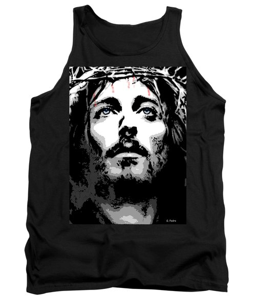 Crown Of Thorns Tank Top