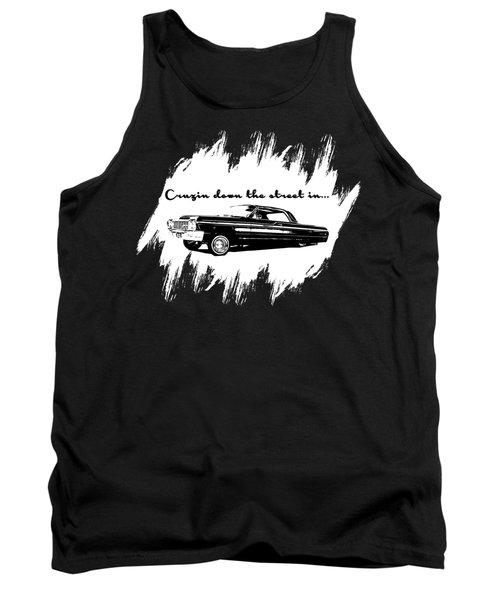 Cruzin Down The Street Tank Top