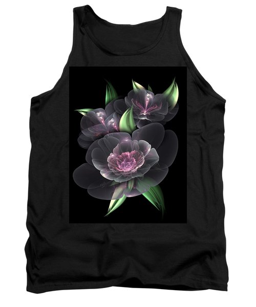 Crystal Bouquet Tank Top