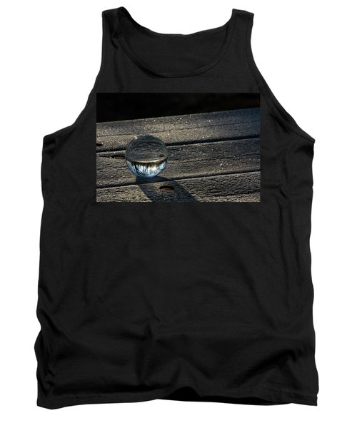 Crystal Frost Tank Top