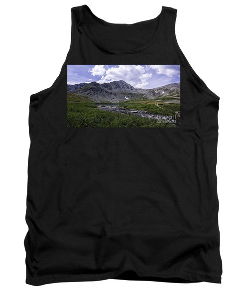 Crystal Peak 13852 Ft Tank Top