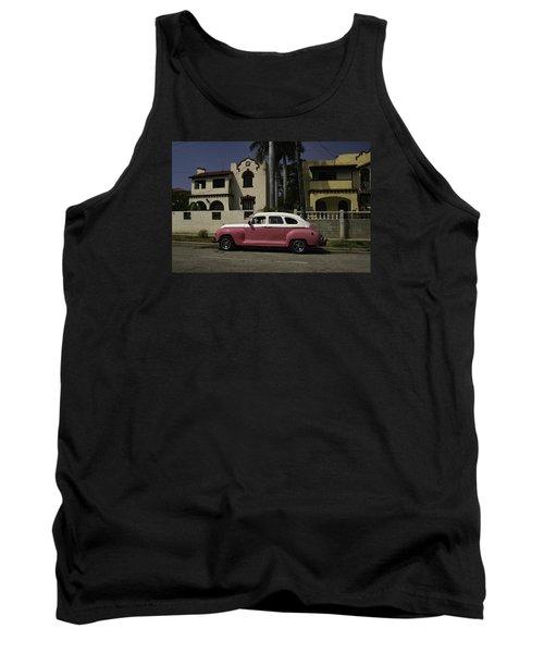 Cuba Car 9 Tank Top by Will Burlingham