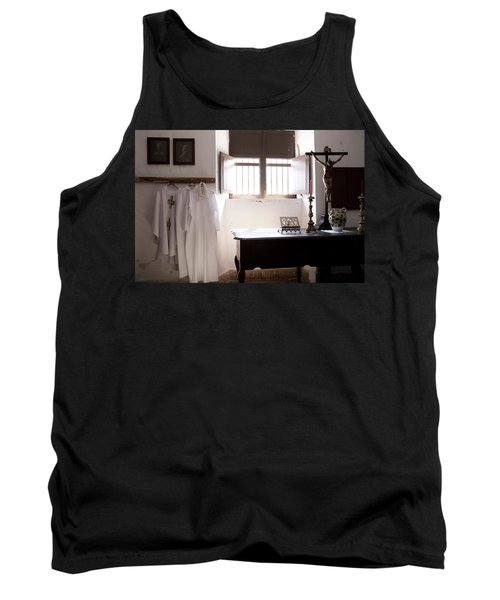 Cuban Church Tank Top