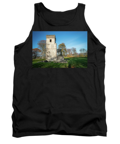 Cuchulains Castle Tank Top by Marty Garland