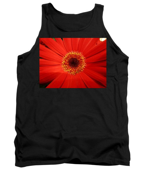 Cutout By Nature Tank Top
