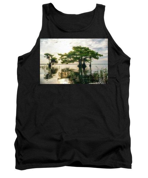 Cypress Bonsai Tank Top