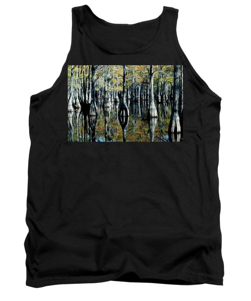 Cypress Reflections Tank Top