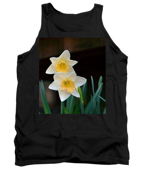 Daffodil Tank Top by Kathy Eickenberg