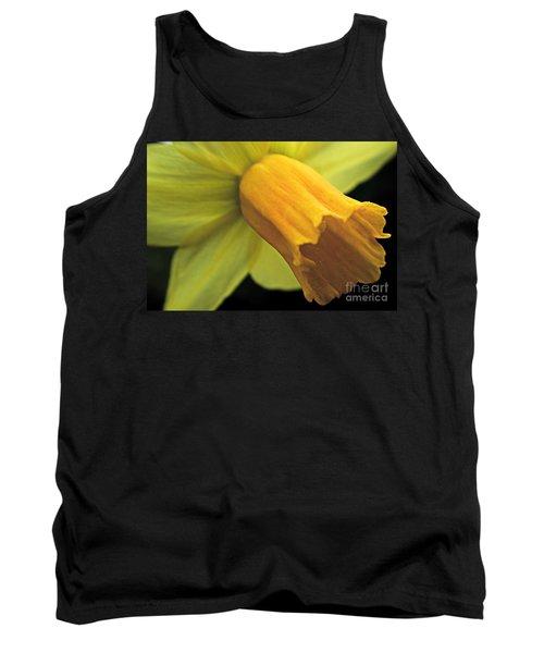 Daffodil - Narcissus - Portrait Tank Top