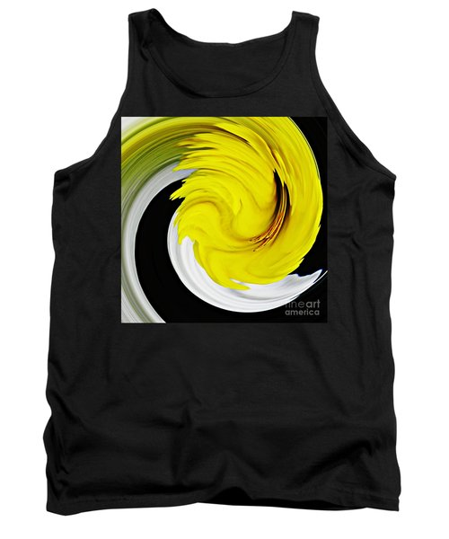 Daffodil Twist Tank Top