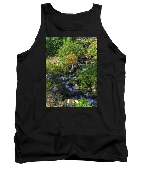Daily Greens-2 Tank Top by Nancy Marie Ricketts
