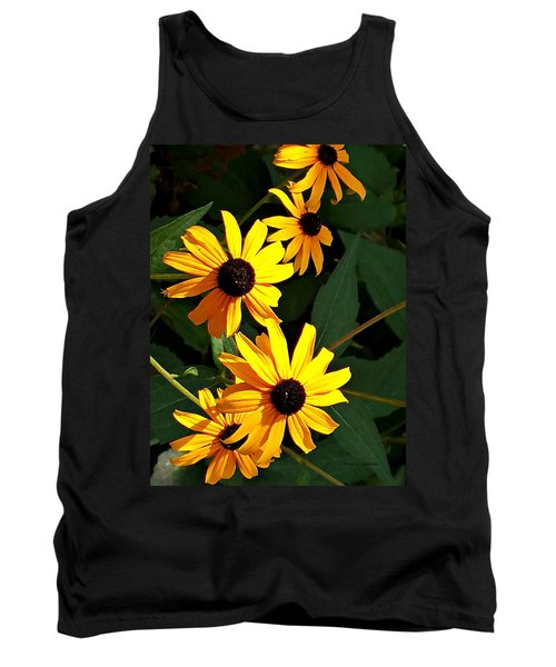 Daisy Row Tank Top