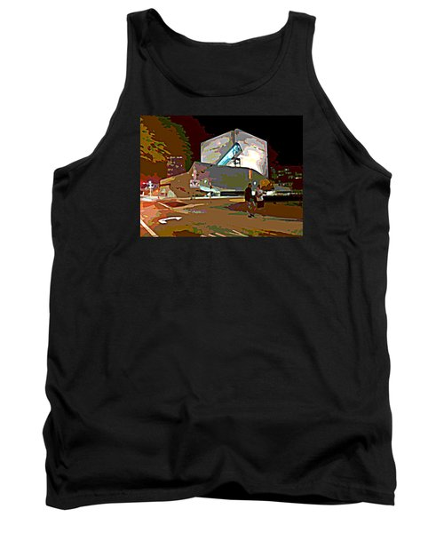 Dallas Night Tank Top